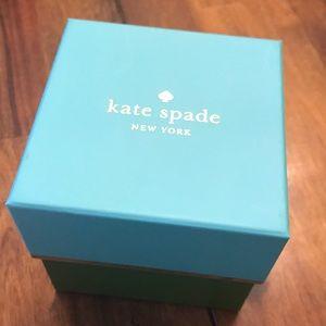 kate spade Accessories - Black kate spade Watch ♠️